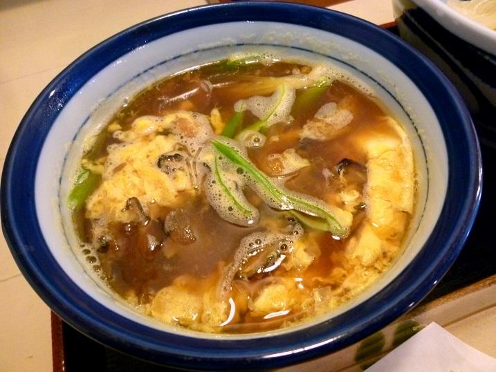 讃々春のあさりつけ麺3