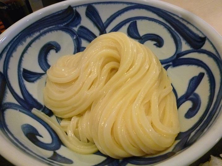讃々春のあさりつけ麺2