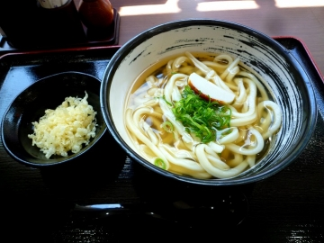 谷製麺かけ1