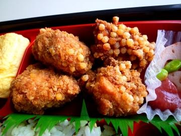 粋甘鶏から揚げ弁当4