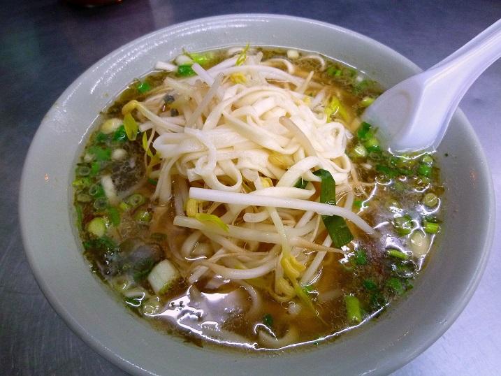 正老牌米湯麺店陽春麺