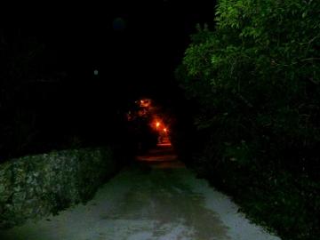 竹富島夜3