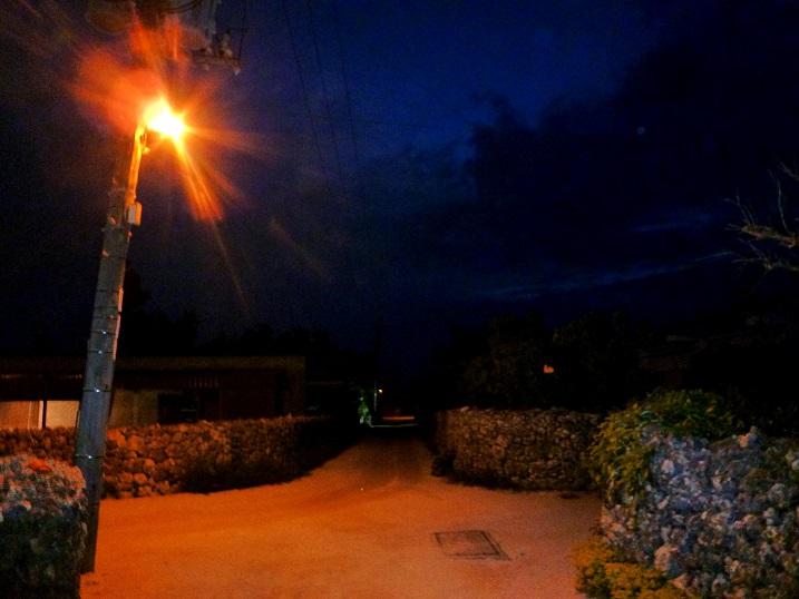 竹富島夜1