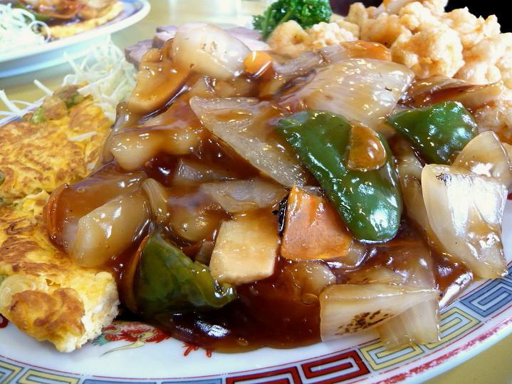 ちゅー中華定食3