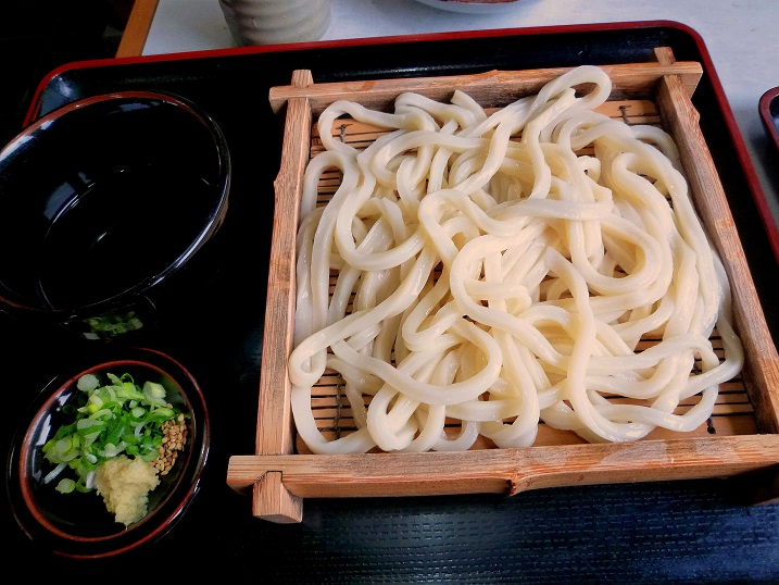 安藤製麺所ざる1