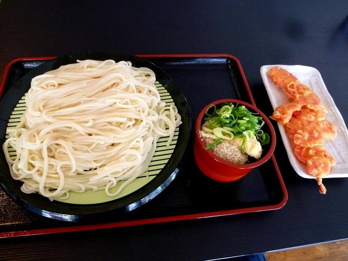 阿波半田製麺所そうめん1