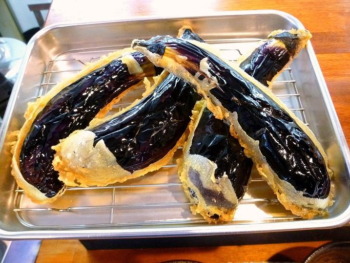 阿波半田製麺所天ぷら1