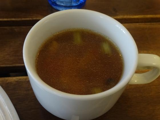 ランデヴープレート スープ