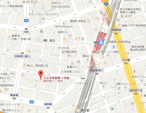 くじらのお宿 一乃谷 地図