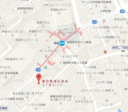 カーベ・ケージ 地図