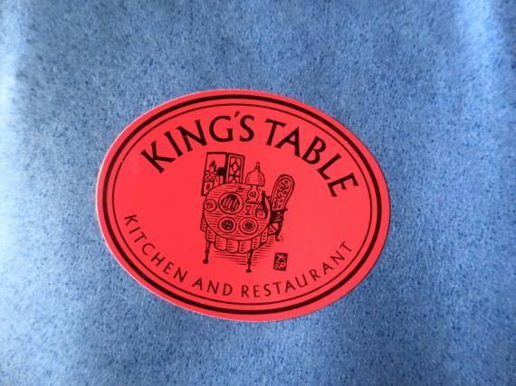 キングステーブル 紋章