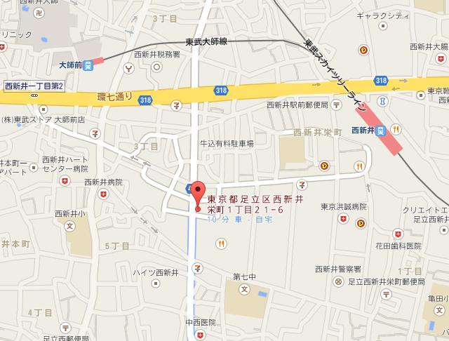 エルソール マップ2
