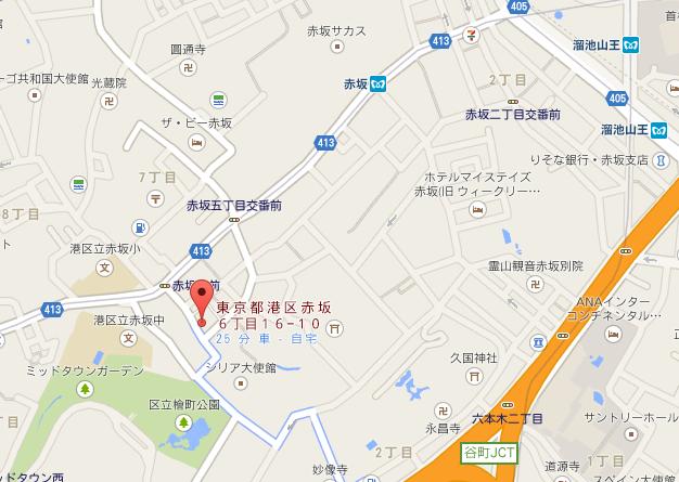 wakiya map