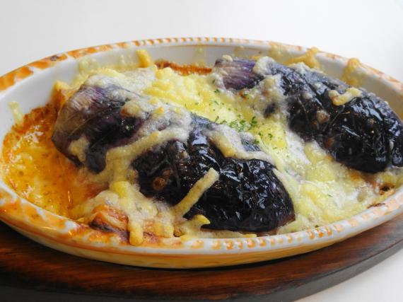サンローゼ 茄子のラザニア