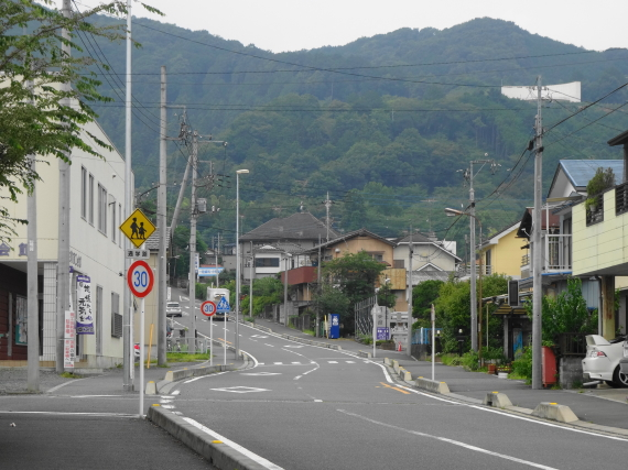 越生町 風景