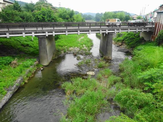 越生町 河川