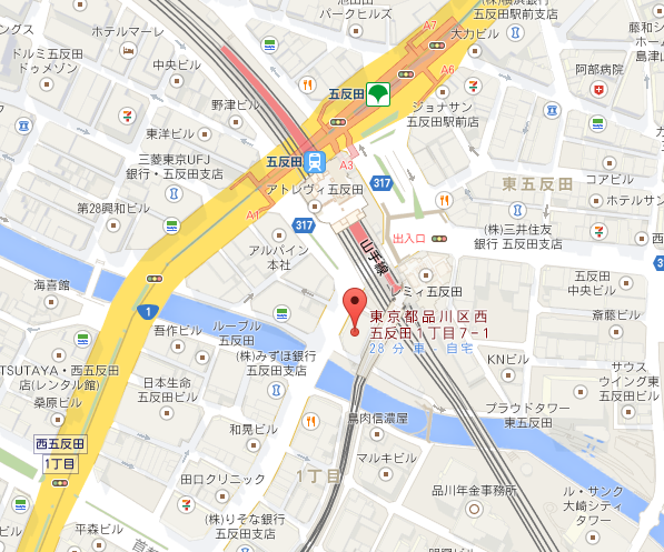 金子カレー マップ