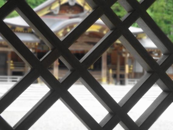 弥彦神社 拝殿