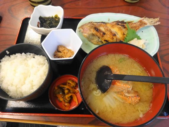 前浜 焼き魚定食