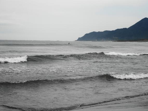 寺泊 浜辺