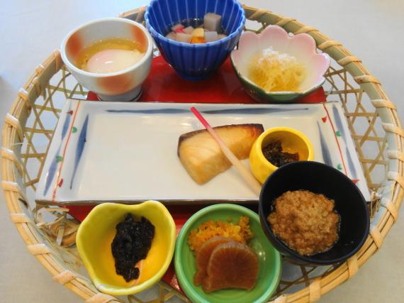 ひさご荘 朝食2