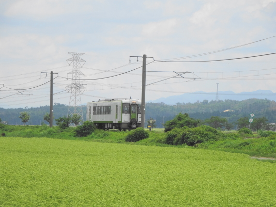2日目 電車