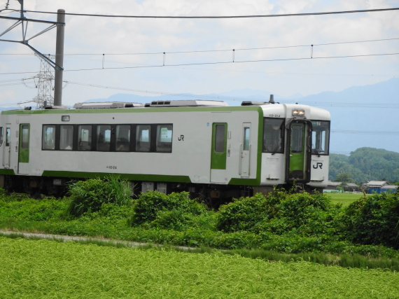 2日目 電車2