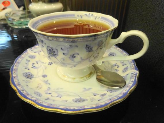 ブリッジ 紅茶