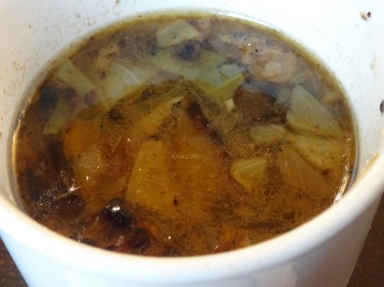 にんじん スープ2