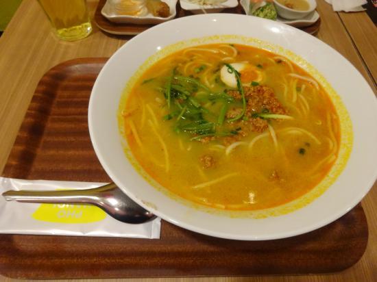 フォーハノイ 豆乳担々麺