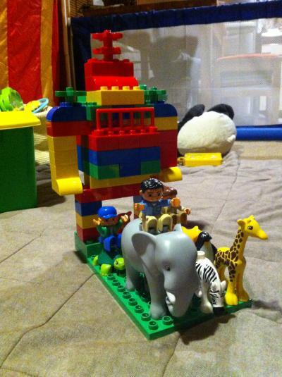 LEGO Duplo プレゼント