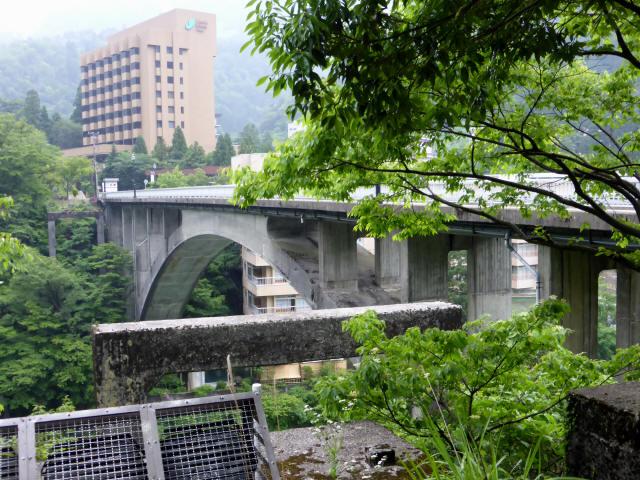 影想公園の吊橋3
