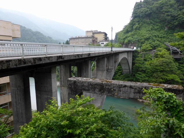 影想公園の吊橋4