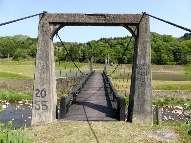 釜戸の吊橋1-5