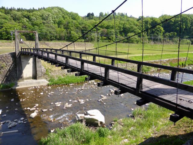 釜戸の吊橋1-6