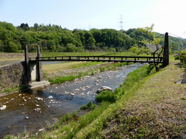 釜戸の吊橋1-7