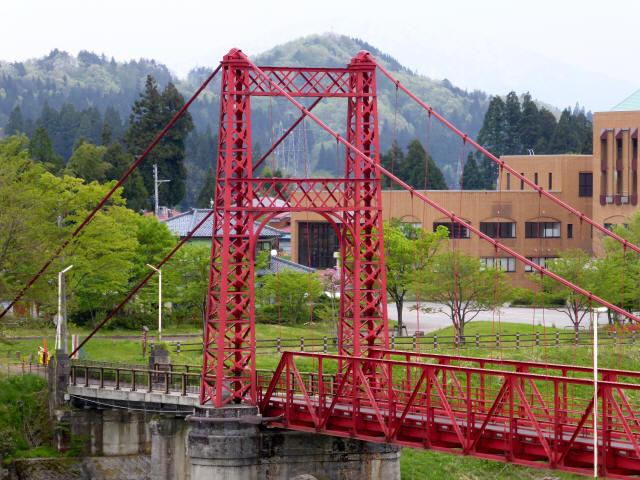 鹿瀬大橋11