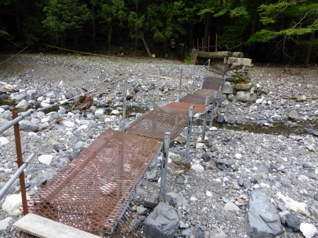 小宮神の流れ橋3