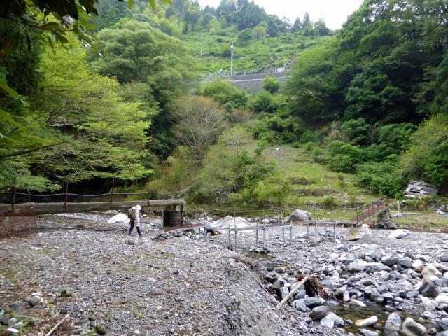小宮神の流れ橋4