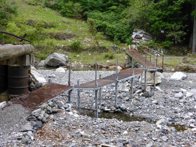 小宮神の流れ橋6