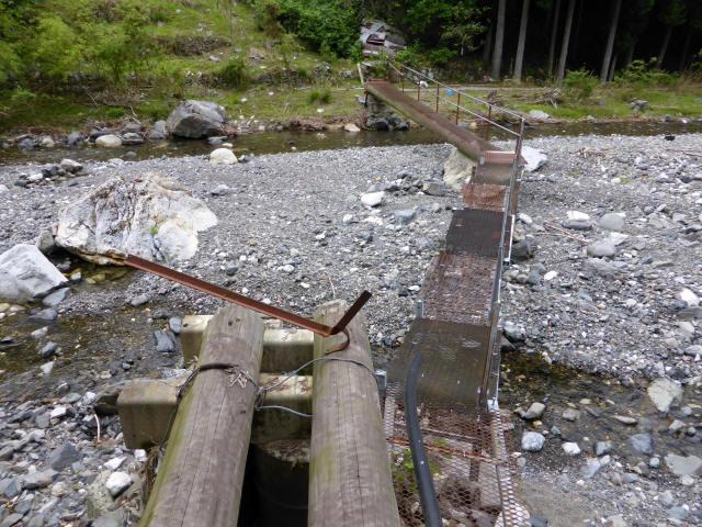 小宮神の流れ橋7
