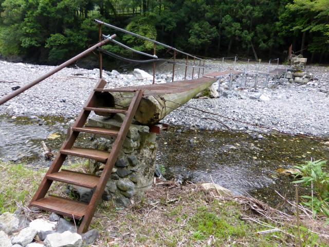 小宮神の流れ橋9
