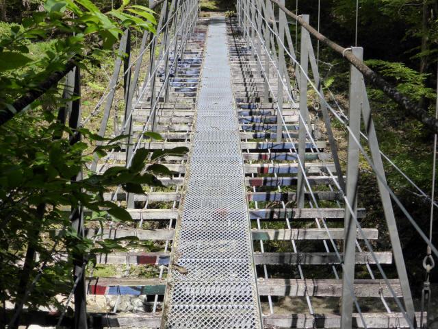 龍王ごんげん吊橋3