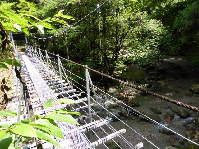 龍王ごんげん吊橋6