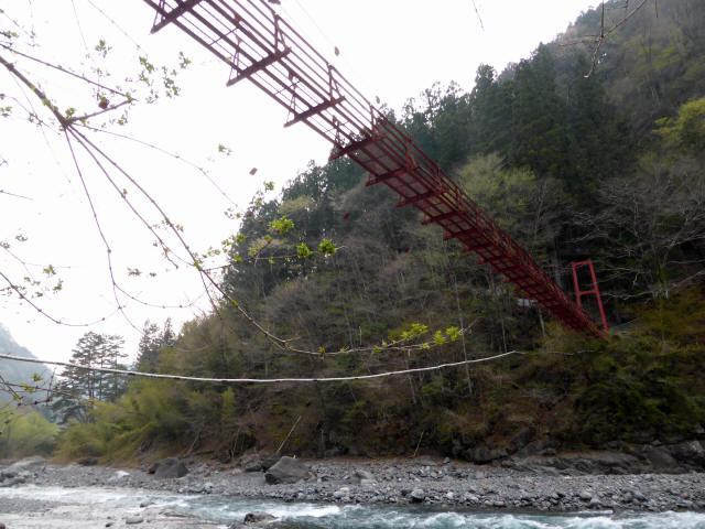 遠山川須沢橋12