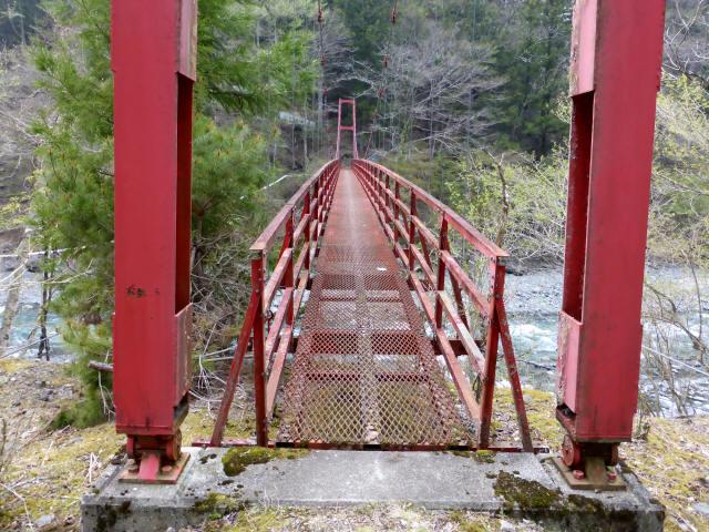 遠山川須沢橋08