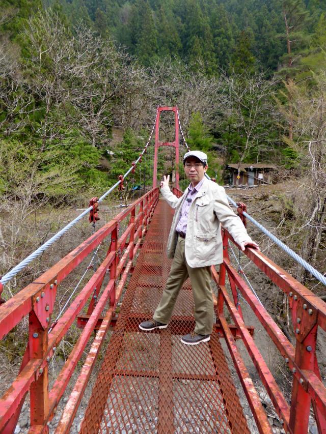 遠山川須沢橋15