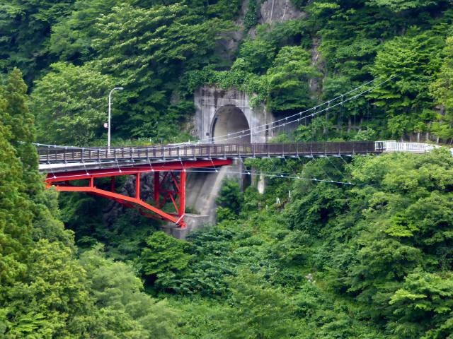 弥太蔵吊橋6