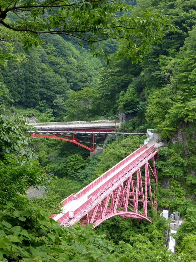 弥太蔵吊橋8