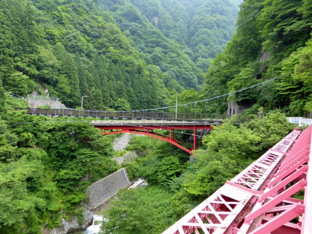 弥太蔵吊橋9